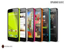 BLU Studio 5.0C D536u Dual Core Android 4.4 Unlocked Dual SIM GSM Cell Phone