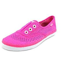 Keds Rookie Laceless Textile Sneakers Shoes