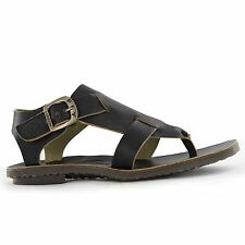 Fly London Bany Black Womens Sandals - P143070000