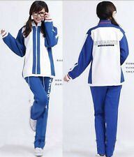 New Cosplay Costume cos for The prince of tennis SEIGAKU Uniforms Jacket Pants G