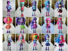 "My Little Pony Equestria Girls 9"" Various Dolls Action Figures Loose"