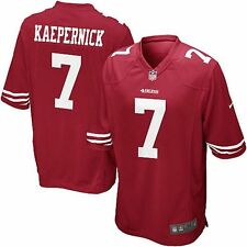 Youth San Francisco 49ers Colin Kaepernick Nike Scarlet Team Color Game Jersey