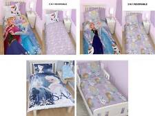 Disney Frozen Crystal Anna Elsa Olaf Bedroom Bedding Duvet Covers New Official