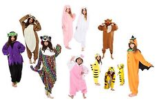 NEW Sazac Kigurumi Costumes for All Ages Pajamas Set