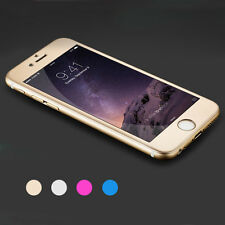 3D Edge Metal Full Coverage Tempered Glass Screen Film For iPhone 6/6 Plus Cheap