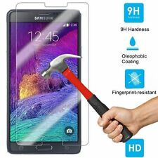 FOR SAMSUNG GALAXY NOTE 4 BALLISTIC TEMPERED GLASS SCREEN PROTECTOR GUARD 9H
