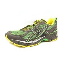 Asics Gel-Kahana 6 Mens Electric Green/Onyx/Sun Mesh Trail Running Shoes