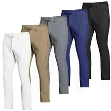 Under Armour 2015 Match Play Tapered Leg Pants Mens Golf  Trousers