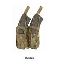 Grey Ghost Gear Double Pistol Mag Pouch - Coyote