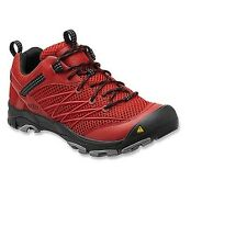 Keen Mens Marshall Shoes hiking trail running Red 9.5-15 NEW $120
