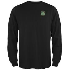 St. Patricks Day - Kelly's Irish Pub Beer Wench Black Adult Long Sleeve T-Shirt