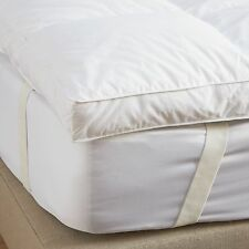 Goose Down & Feather Mattress Topper