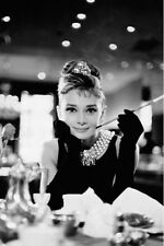 New Audrey Hepburn is Holly Golightly Breakfast at Tiffany's Poster