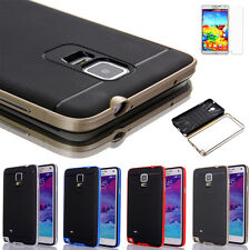 Luxury Armor Hard Bumper Soft Rubber Case Cover For Samsung Galaxy S7 Note 7