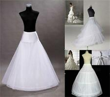 New Normal Size /Plus Size 3 Styles Wedding Gown Petticoat Slip Underskirt