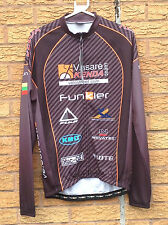 Funkier Men's Long Sleeved Cycling Jersey - Large