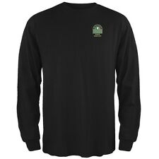 St. Patricks Day -  Walsh's Irish Drinkers Beer Wench Black Long Sleeve T-Shirt