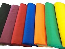 "Broadcloth Fabric 45"" Cotton Polyester Blend - 10 Yard Bolt (39 Colors)"
