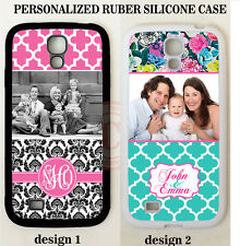 PERSONALIZED FAMILY LOVE PICTURE PHOTO CASE For Samsung Galaxy S8 S7 S6 NOTE 5 4