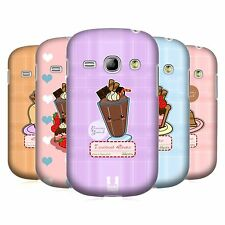 HEAD CASE DESIGNS KAWAII CAKES AND SHAKES CASE FOR SAMSUNG GALAXY FAME S6810