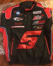 Snap On Racing Dale Earnhardt Embroidered Racing Jacket Brand New SM MD LG XL 2X