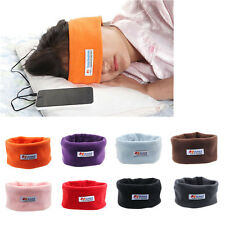 Soft Sleeping Headphone Headband Mask For iPhone For Samsung For HTC Cheap