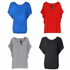 NEW Fashion Women's Korean Short Sleeve Loose Casual Long T-Shirt Tops Summer
