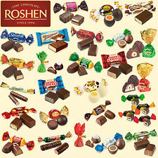 Best European Fresh CHOCOLATE CANDY Assortement from Roshen  - 2 LBS 3 LBS 4 LBS