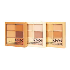 NYX Conceal, Correct, Contour Palette (CHOOSE COLOR) (GLOBAL FREE SHIPPING)