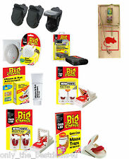 Mouse Rat Traps Catching Heavy Duty Snap Mouse E Trap-Easy Set/Bait/Pest Catcher