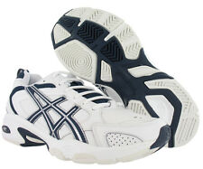 Asics Gel-trx Mens Walking Shoes White/navy/silver Size