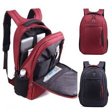 "High Quality Backpack Double Shoulder Bag Daypack Rucksack 12""-17"" Laptop Case"