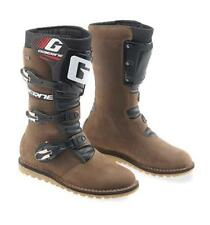 Gaerne G. All Terrain Boots Brown Goretex Trials ATV Enduro