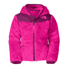 THE NORTH FACE TODDLER OSO HOODIE JACKET ATDHP4N AZALEA PINK/PARLOUR PURPLE US
