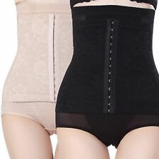 Women Tummy Waist Control Body Hip Control Shaper Underbust Brief Underwear