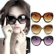Brand New Womens Vintage Sunglasses Big Frame Lens Goggles Shades Eyeglasses Hot