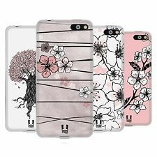 HEAD CASE CHERRY BLOSSOMS SILICONE GEL CASE FOR AMAZON FIRE PHONE