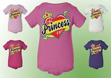 Baby Princess Funny Babby  Cute Baby Dress Infant Shoulder Creeper NB-24M