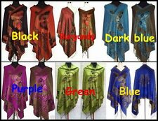100% New Double-Side Fancy Cashmere Butterfly Women's Pashmina Shawl/Scarf