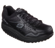 Skechers SHAPE-UPS 2.0-PERFECT COMFORT Women's Walking Shoes BLACK 57001 BBK