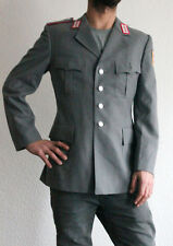 German Army officers tunic jacket coat parade military surplus blazer uniform