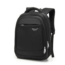 Laptop Backpack Computer Notebook Business Bag Men Travel Waterproof Fashion