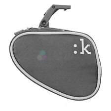 Fizik PA:K ICS Saddle Bag with Clip - Small And Medium Water Resistant For MTB
