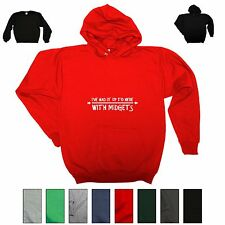 Ive Had It Up To Here With Midgets Sweatshirt Funny Crude Humor Offensive Hoodie