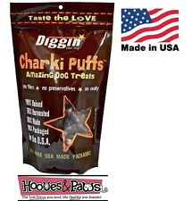 NATURAL Dog Treats Beef Jerky Healthy MADE in USA Chews Digestible Resealable