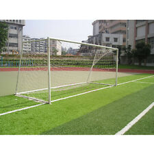New Football Soccer Goal Post Nets For Sports Training Practice Outdoor Match
