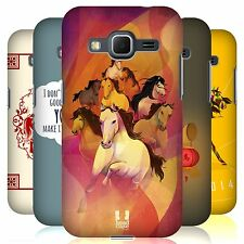 HEAD CASE DESIGNS YEAR OF THE HORSE CASE FOR SAMSUNG GALAXY CORE PRIME G360
