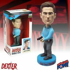 Dexter Detective Joey Quinn Bobble Head : Non Mint Box - New