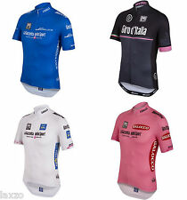 2015 Santini Giro d'Italia race Leaders Short Sleeve cycling bicycle Jersey