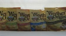 Werther's Selection Original Creamy Caramel Apple Coffee Chew Hard Candy BN